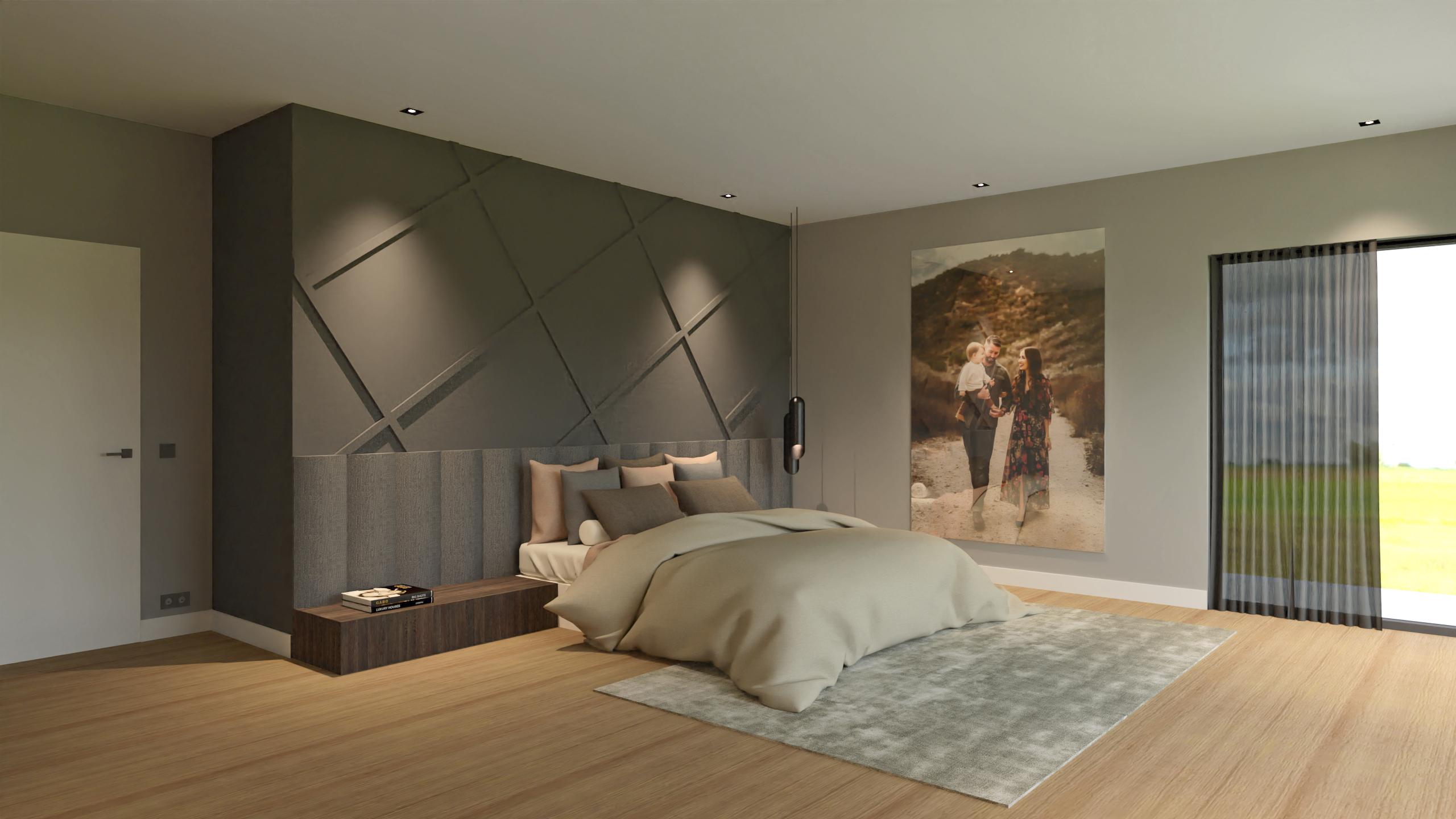 Master bedroom Zwolle